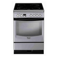 ΚΟΥΖΙΝΑ ΚΕΡΑΜΙΚΗ HOTPOINT-ARISTON H6VMH6AB (X) GR POP