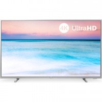 TV PHILIPS 55PUS6554/12 ULTRA HD 4K SMART DOLBY ATMOS SILVER